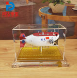 1:50 Model No. dragon model dragon manned submersible deep detector alloy deep submarine expedition