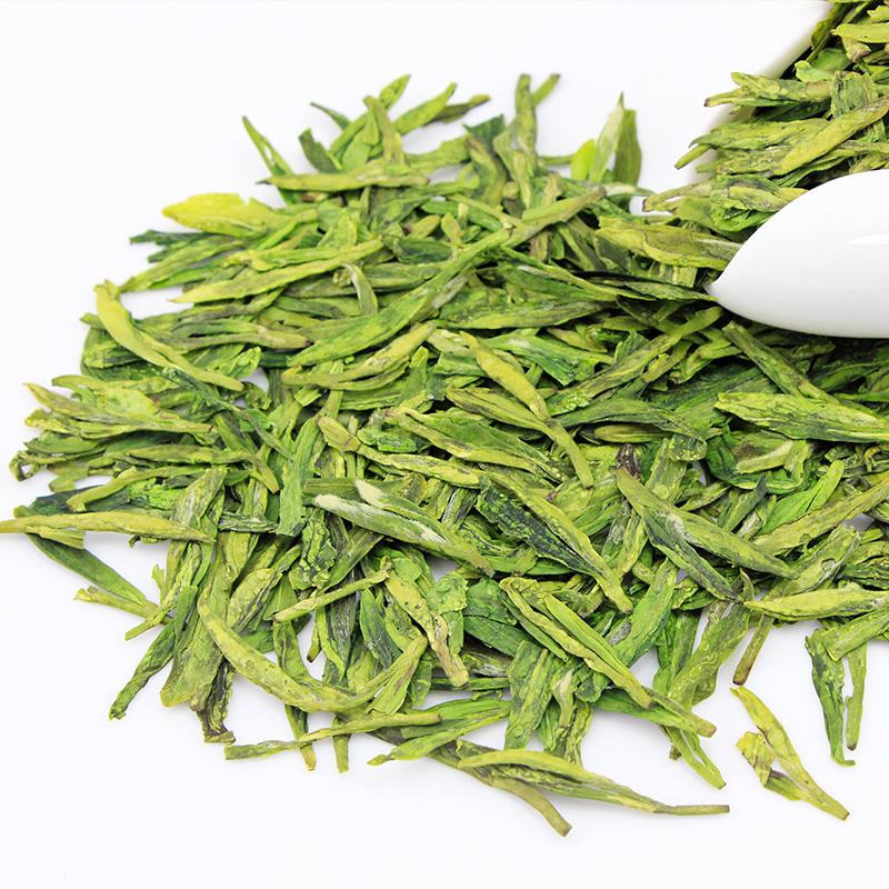 龙井茶叶茶农直销高山龙井绿茶雨前西湖2019新茶浓香型耐泡茶250g
