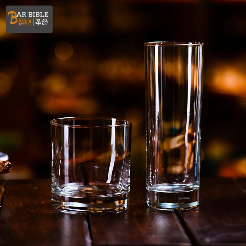 酒吧威士忌杯洛克杯古典杯雞尾酒杯烈酒杯ROCK杯水杯果汁杯柯林杯