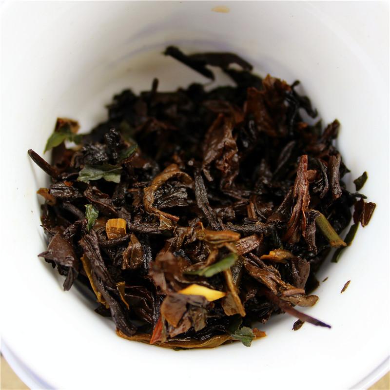 桶 500g 云南普洱熟茶小沱茶 糯米香普洱茶熟茶手工龙珠 蕴品茶叶