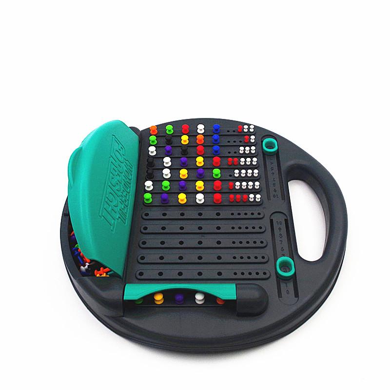 小乖蛋神机妙算密码破解珠玑逻辑思维训练儿童早教桌游益智玩具