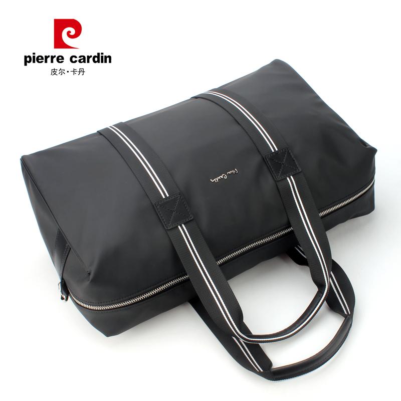 10 X4506B1 新款皮尔卡丹休闲包时尚旅行包挎包单肩背提包男女通用