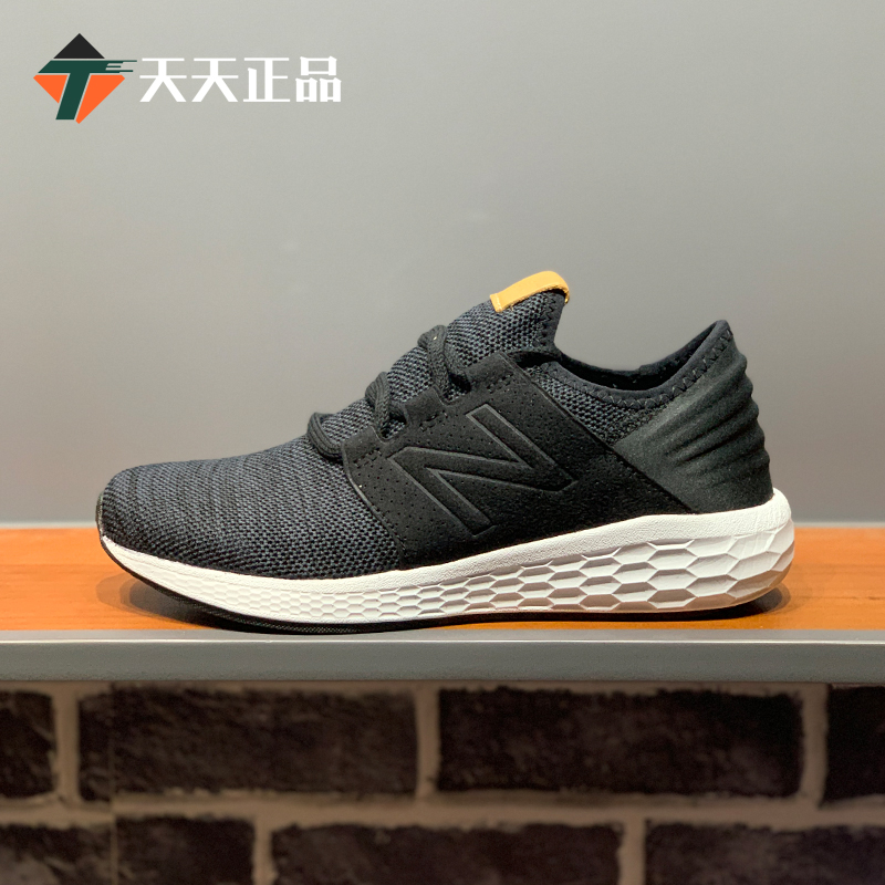 NEW BALANCE 男女科技透气专业跑步鞋 MCRUZKB2/KW2 WCRU