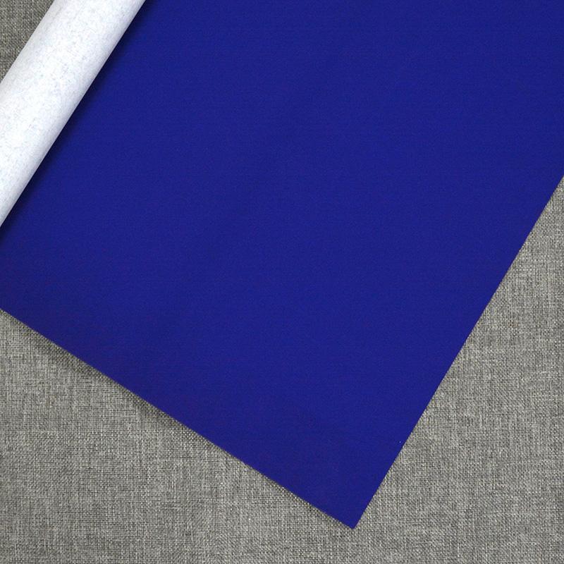 宝蓝万年蓝 黑色半生熟宣纸四尺粉彩六尺对开小楷书法纸剪刻纸