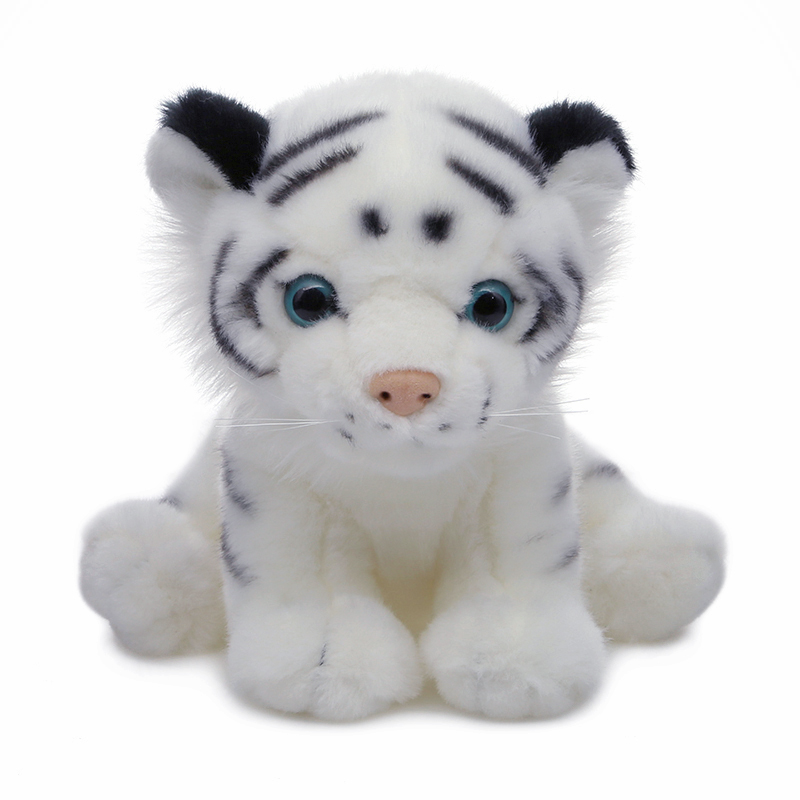 可爱小老虎毛绒玩具东北虎玩偶虎年吉祥物布娃娃儿童生日礼物女生