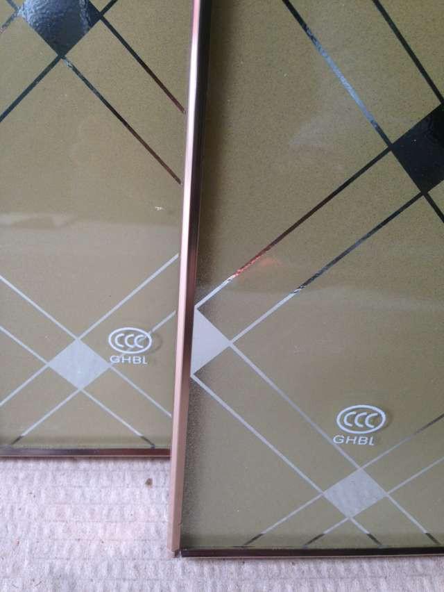 厂家 定制吸塑门 晶钢门定做 铝合金橱柜灶台玻璃门 金刚门模压门