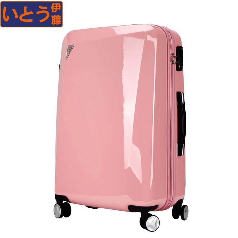 【所有尺寸198元】PC拉桿箱拉鍊旅行箱男 行李箱女登機箱20寸登機