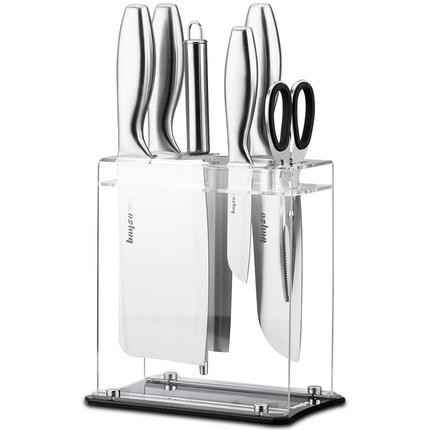 【bayco拜格旗舰店】拜格 厨房刀具7件套组合
