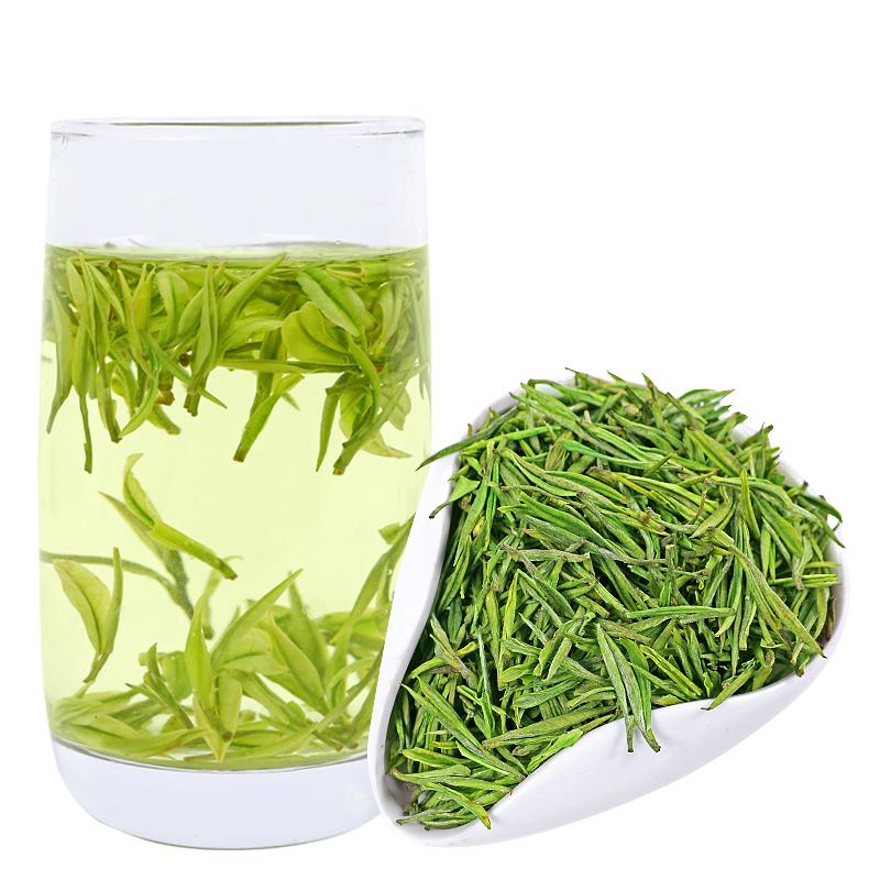 克罐装高山绿茶 250 新茶明前特级玉蕊白茶原产地珍稀白茶绿茶 2018