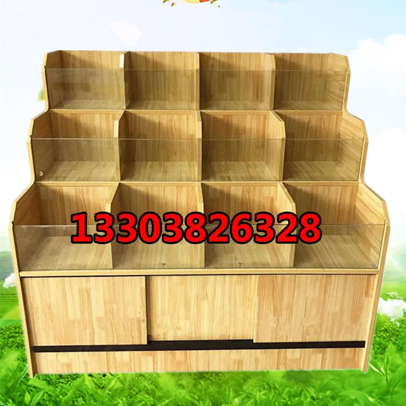 超市米斗四方米糧桶五谷雜糧展示柜散稱食品貨架米柜米面架糧食柜