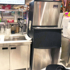Wellcome ice machine commercial milk tea shop large 250 lb 300 kg large capacity automatic cube ice making machine
