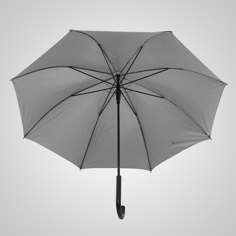 特价款8骨银胶长柄广告雨伞定制礼品伞商务伞广告印字印刷logo