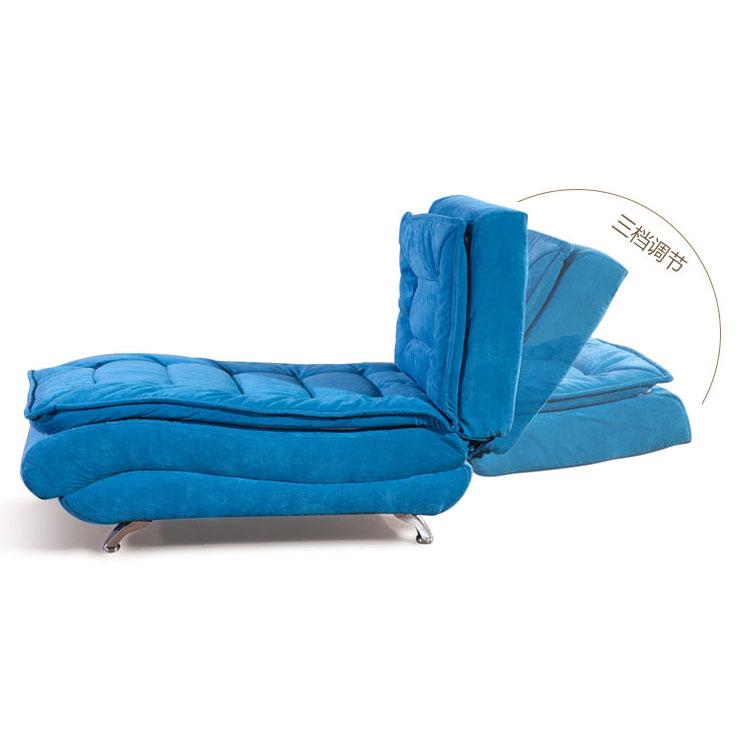 卧室轻奢美式女网红款小沙发太妃椅单人躺椅懒人靠床美人榻贵妃椅