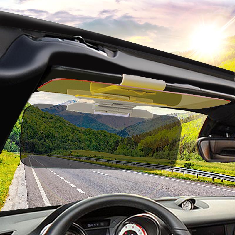 司机护目镜汽车用眼镜防远光灯克星创意汽车用品夜视防炫目遮阳板