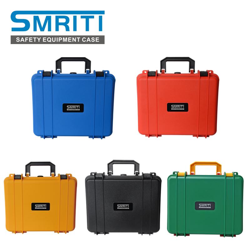 SMRITI传承防护箱S2620塑料箱工具箱手提式仪器箱订做内衬包装箱