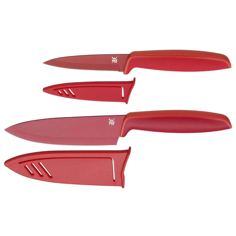 德國原裝進口WMF福騰寶不鏽鋼水果刀主廚刀小刀果蔬刀陶瓷塗層