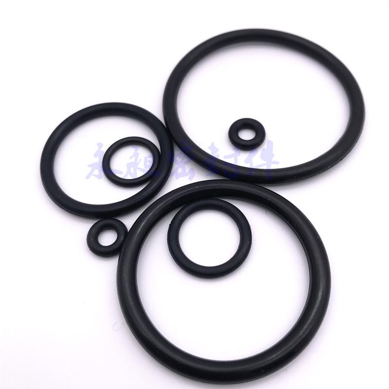 大量现货 NBR耐油 密封圈 O型圈  橡胶密封圈