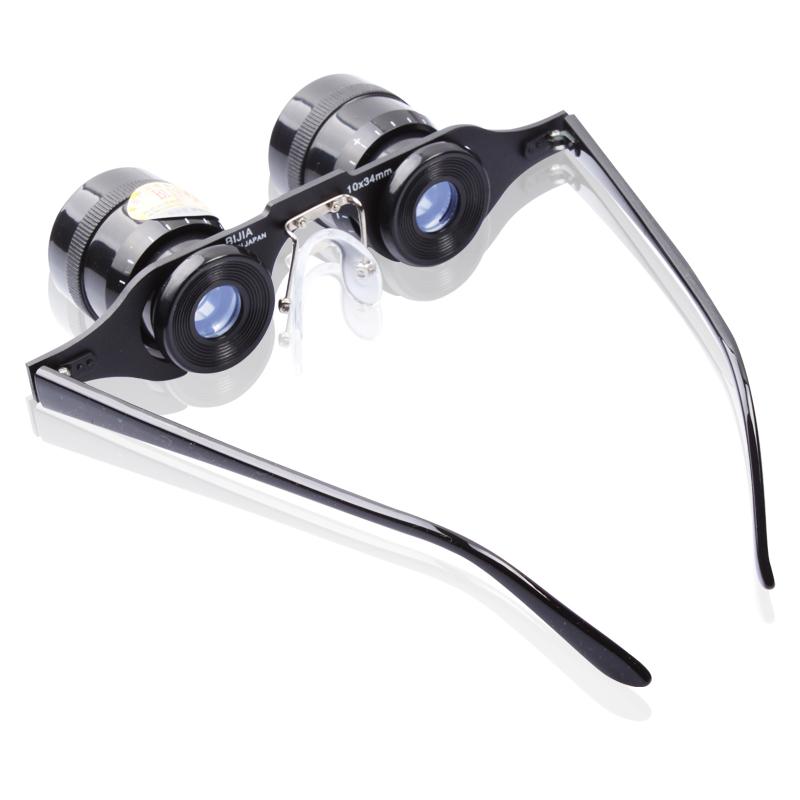BIJIA钓鱼望远镜高清看漂专用眼镜偏光放大拉近户外垂钓旅游眼镜