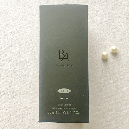 紧致肌肤 替换装 极光幻彩精华液 BA 宝丽黑 POLA 日本代购 JP100
