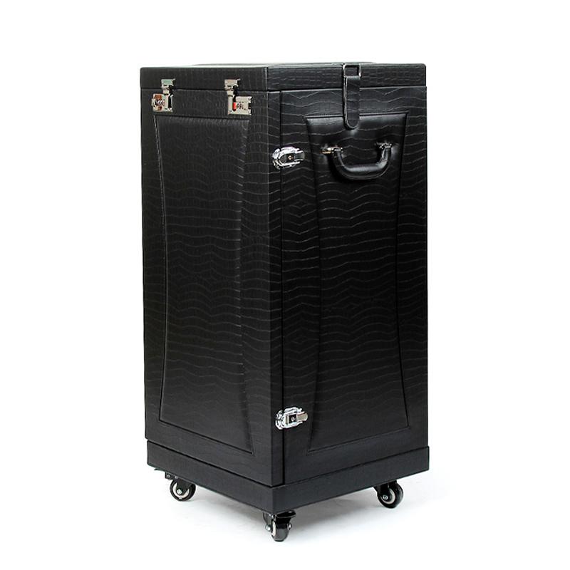 珠宝箱子 珠宝收纳箱珠宝首饰箱 登机拉杆箱 珠宝带货箱 行李箱