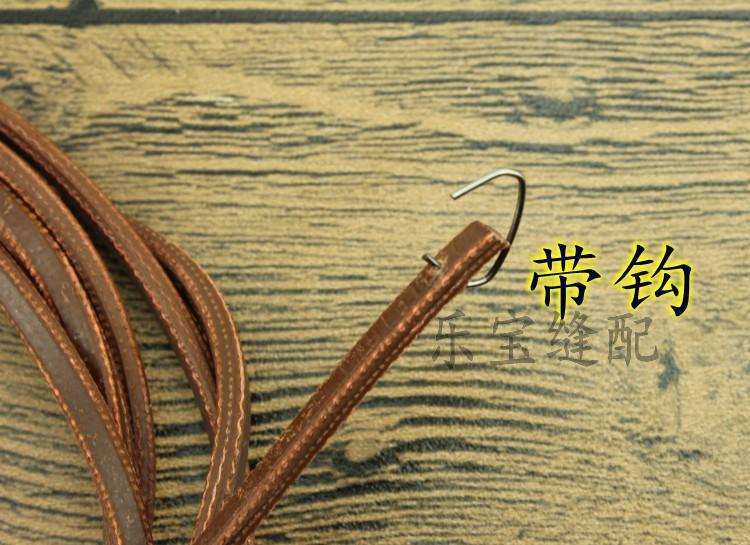老式缝纫机皮带 蝴蝶 飞人 蜜蜂 家用 老式脚踩脚踏缝纫机皮带