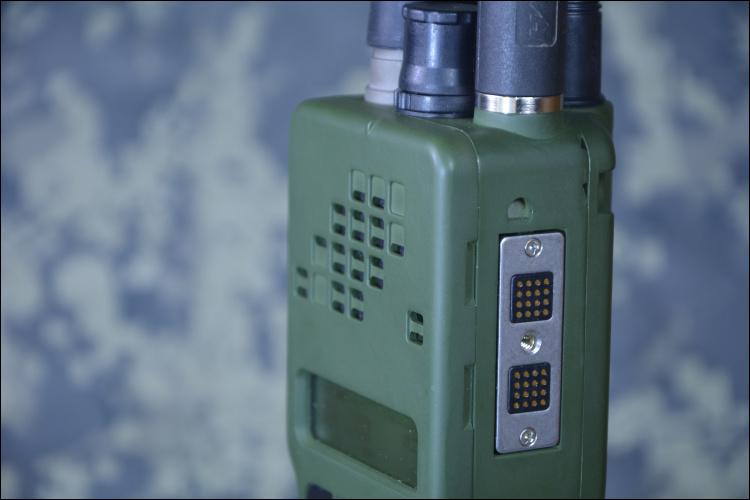 TCA新款PRC-152A三防对讲机纯铝金属复刻版HARRIS