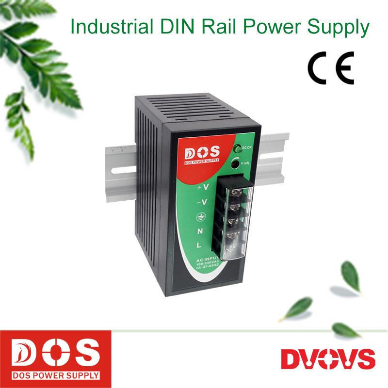 厂家直销优惠,50W工业级导轨式开关电源,DC24V2.1A,限