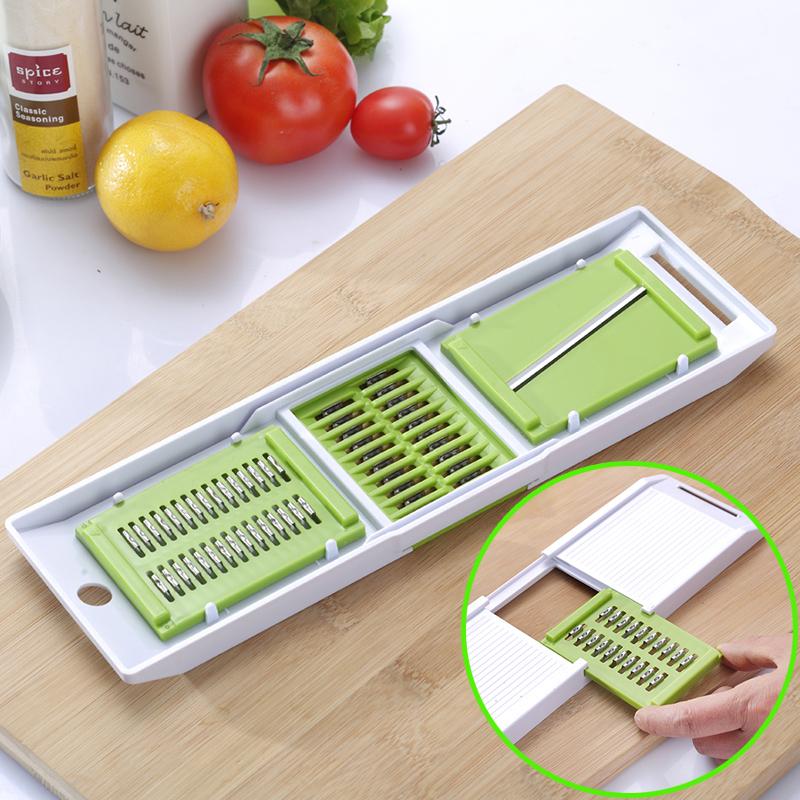 厨房多功能切菜器土豆切丝黄瓜切片神器厨用小工具刨丝擦丝削皮器