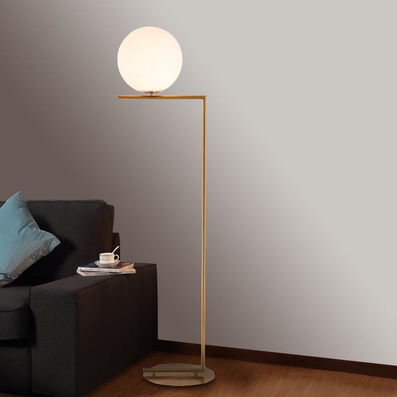 北欧后现代简约设计师客厅书房卧室床头艺术展厅办公室创意落地灯