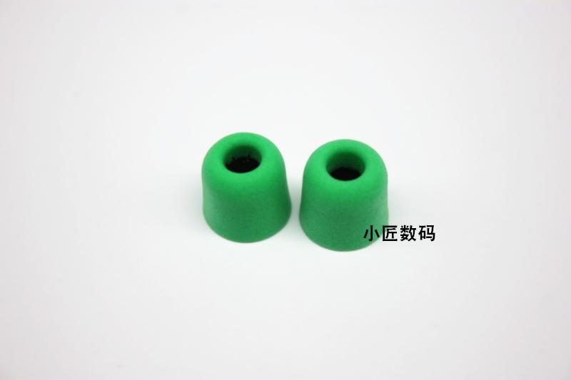 耳机记忆海绵C套 T200T400T500降噪慢回弹 硅胶套 惰性 耳套