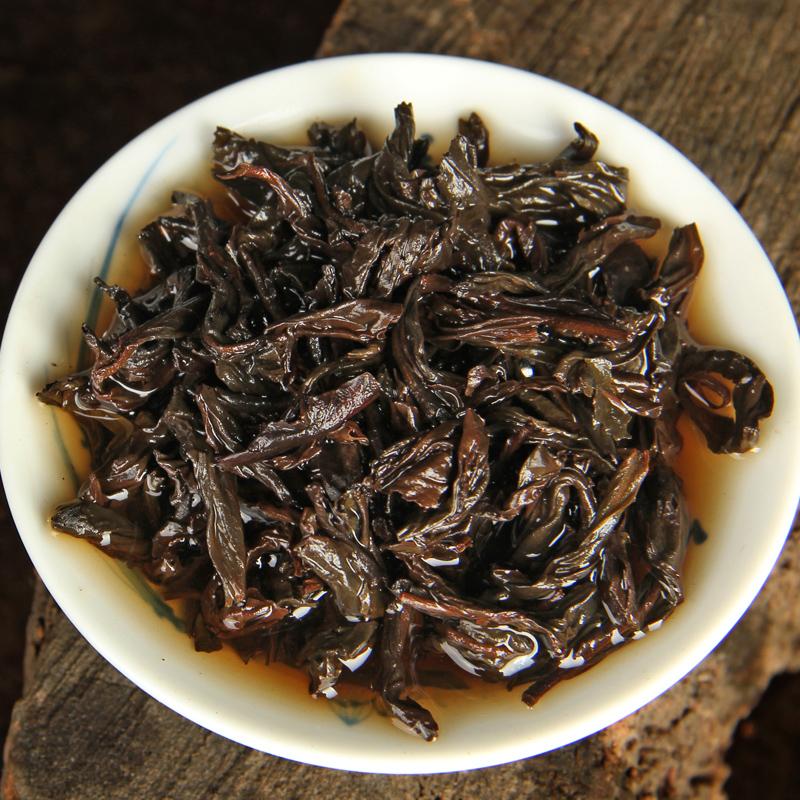 武夷山浓香大红袍茶叶岩茶袋装中秋送礼茶乌龙茶碳焙礼盒