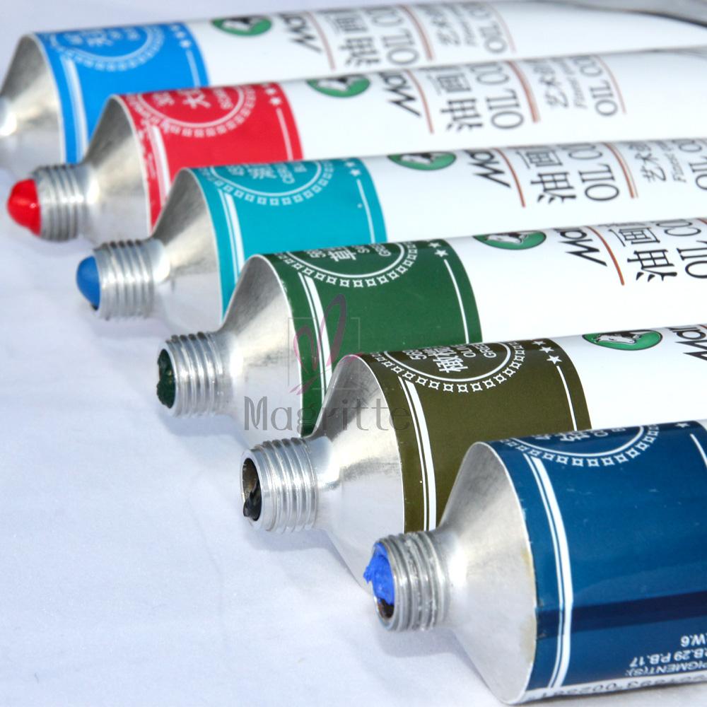 马利牌1170油画颜料50ML170ML艺术创作颜料1050 满12支包邮 油画染料工具套装马力马丽材料 98色齐全 链接一