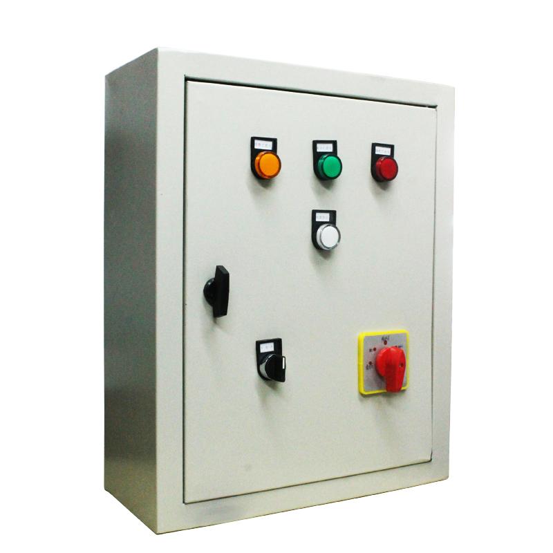 民防人防工程用三色信号灯通风控制箱人防通风设备控制器配电箱