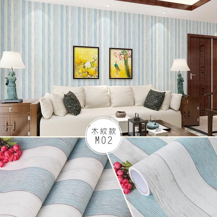 防水墙纸自粘温馨卧室客厅家具宿舍酒店装饰背景纸 PVC 立体 3D 加厚