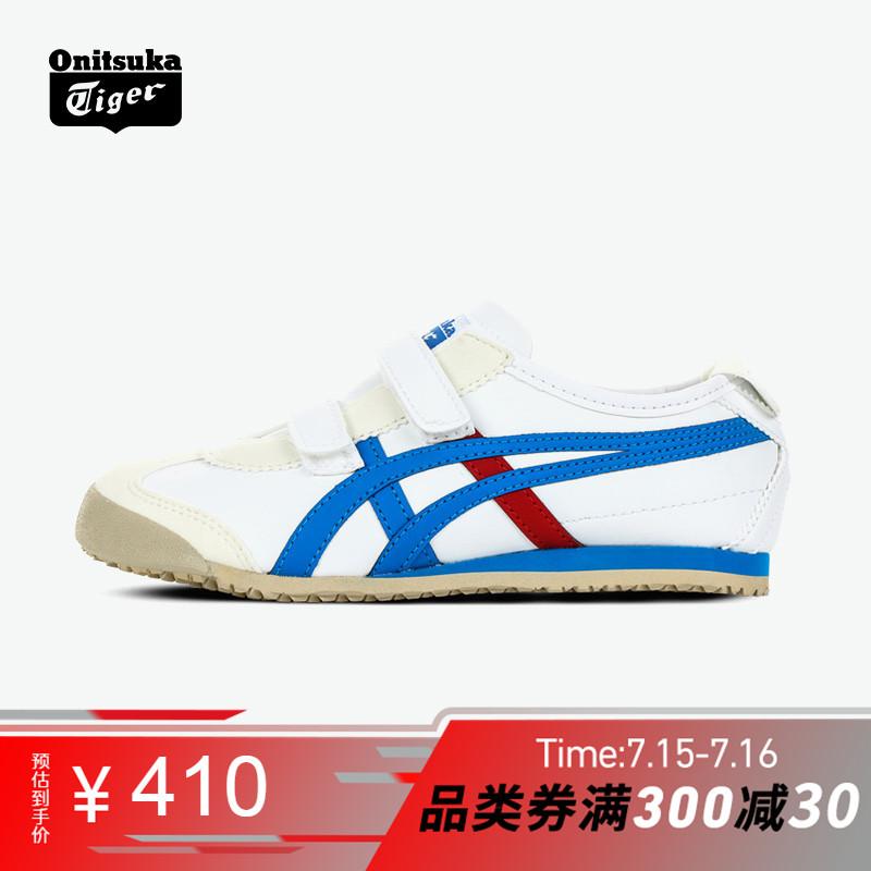Onitsuka Tiger/鬼塚虎男女休閒運動童鞋 MEXICO 66 PS  C4D5Y