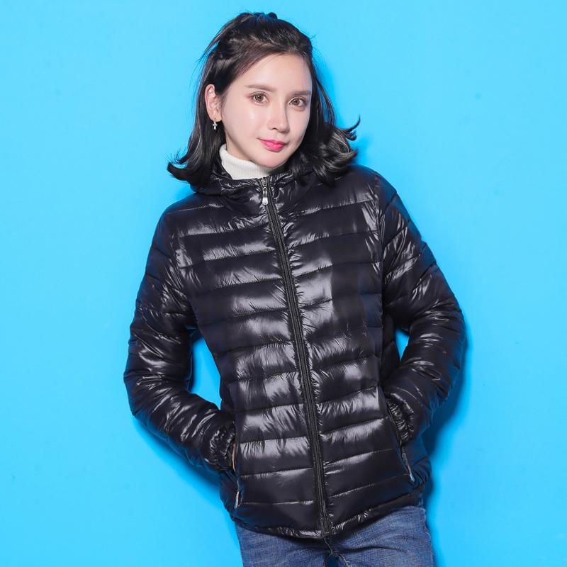 【天天特价】大码棉衣胖mm棉服立领时尚短款修身棉袄女装保暖外套