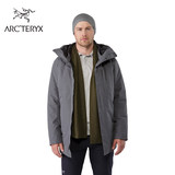 Arcteryx Archeopteryx male and female models simple and warm and comfortable Merino wool scarf Diplomat Scarf