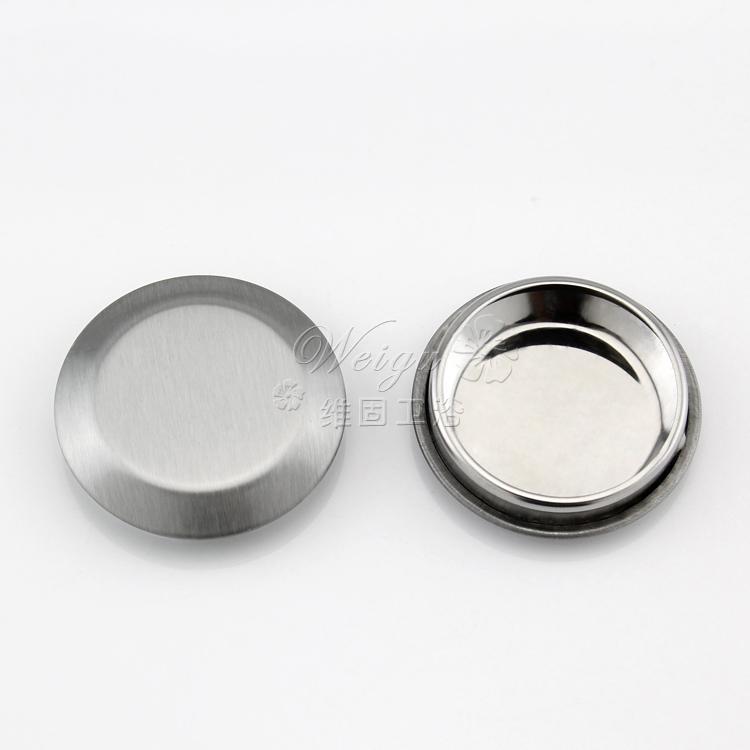 283235mm 不锈钢水槽孔盖龙头孔皂液器孔装饰盖密封盖 304 水槽配件