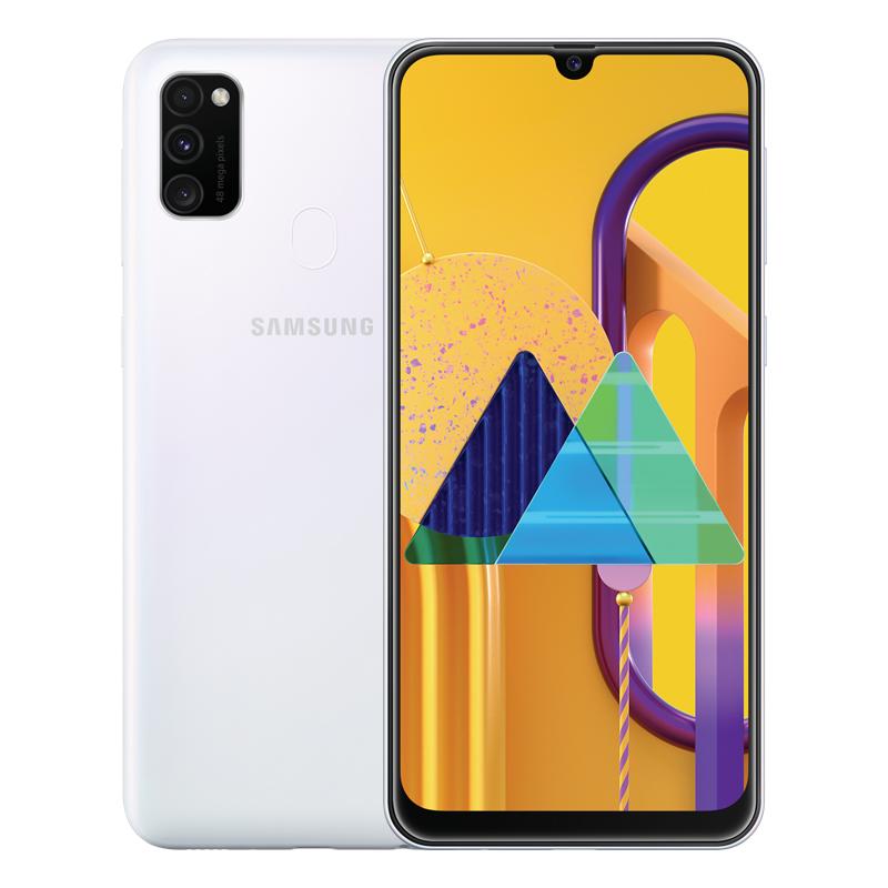 手机 4G 智能拍照娱乐视频 大毫安电池 6000 M3070 SM M30s Galaxy 三星 Samsung
