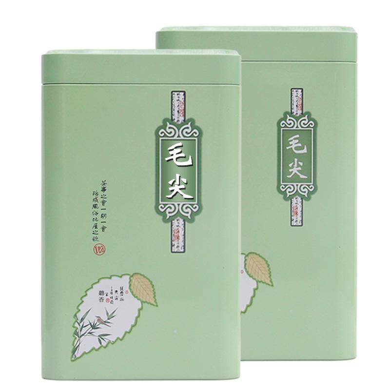【买1发2】茶叶绿茶2020新茶毛尖信阳新茶毛尖特级散装嫩芽共500g