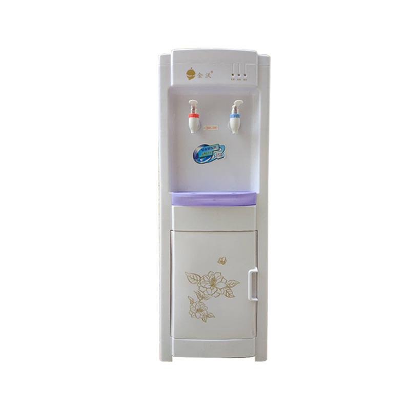 金沃饮水机立式冷热温热家用厨房电器 宿舍冰热饮水器 双温控安全
