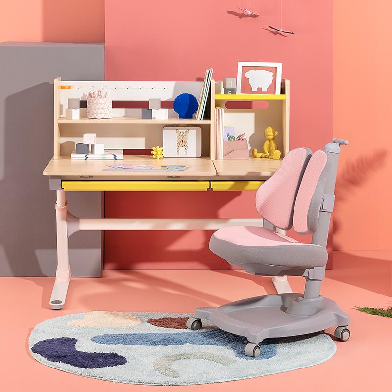 平米儿童学习桌小学生书桌写字桌椅套装家用 2 新款上市 2020