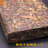Fuding white tea cake Shoumei 2012 year old old old white brick tea Fuding white tea mountain tea 1000 g / month