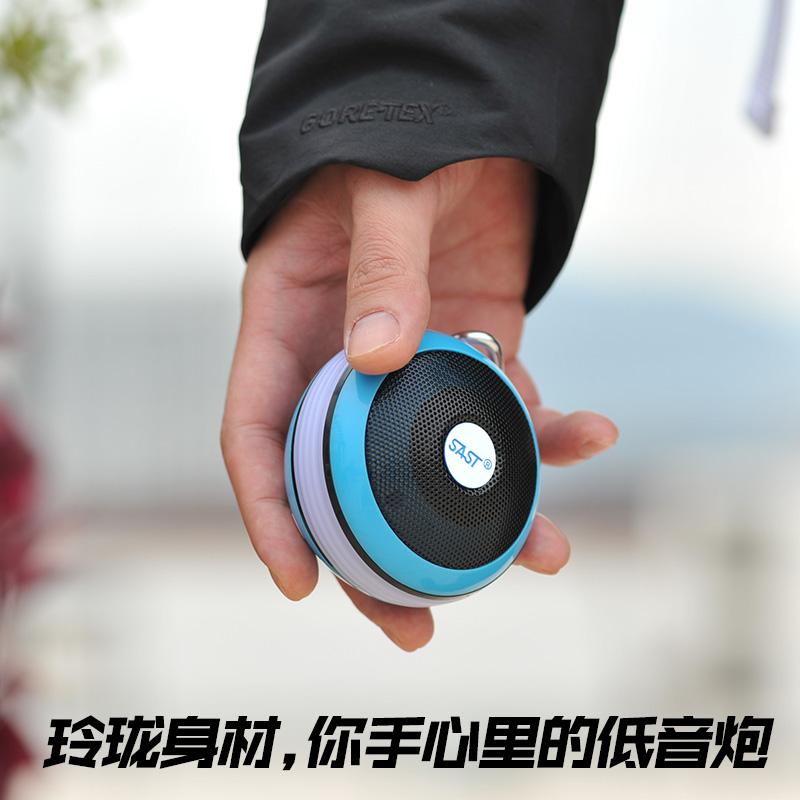 先科N602微信收款音箱语音播报器收钱提示音响二维码牌播放收账扩音支付商用充电収款码音响收付款