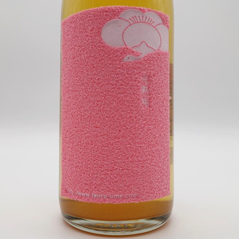 浓润甘口型和歌山县优选果味梅酒 720ml 日本原装进口鹤梅完熟梅酒