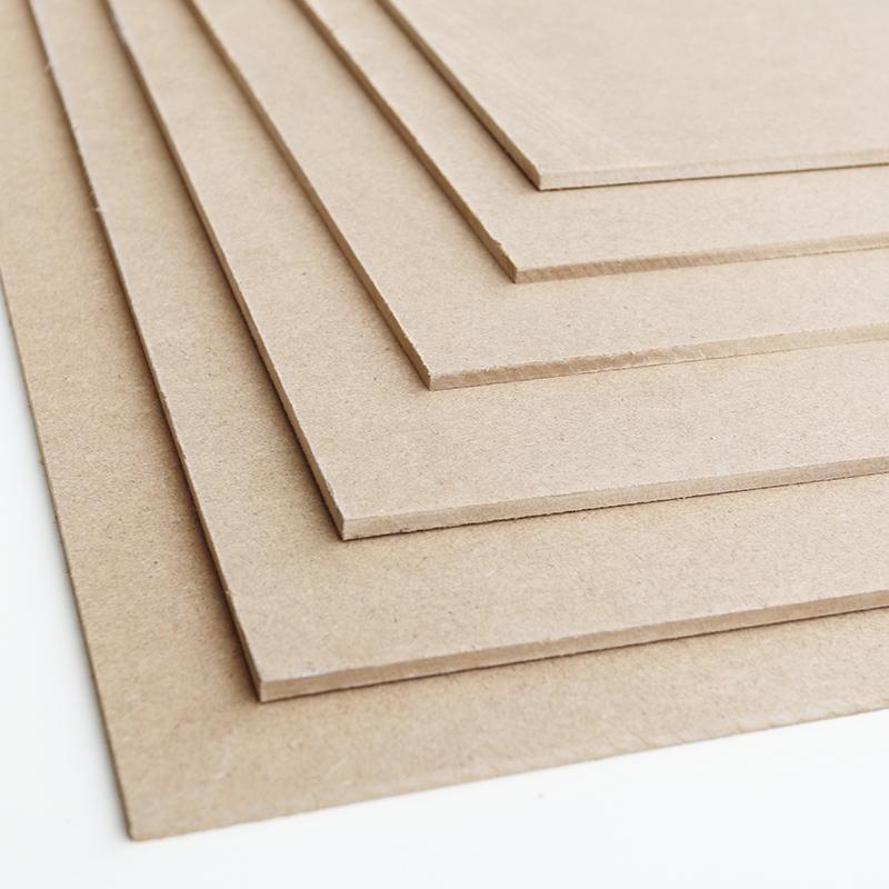德丽斯5mm中密度板家具板材纤维板音箱隔板三聚氰胺奥松板相框板
