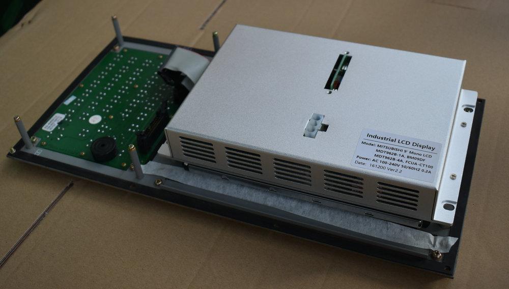 三菱MDT962B-1A,BM09DF,MDT962B M64 E60数控系统显示器+升级版