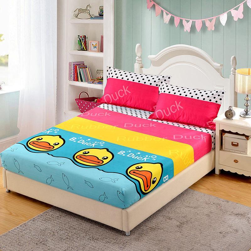 床笠單件床罩席夢思保護套 防塵罩薄棕墊床墊套1.2/1.5/1.8m米床