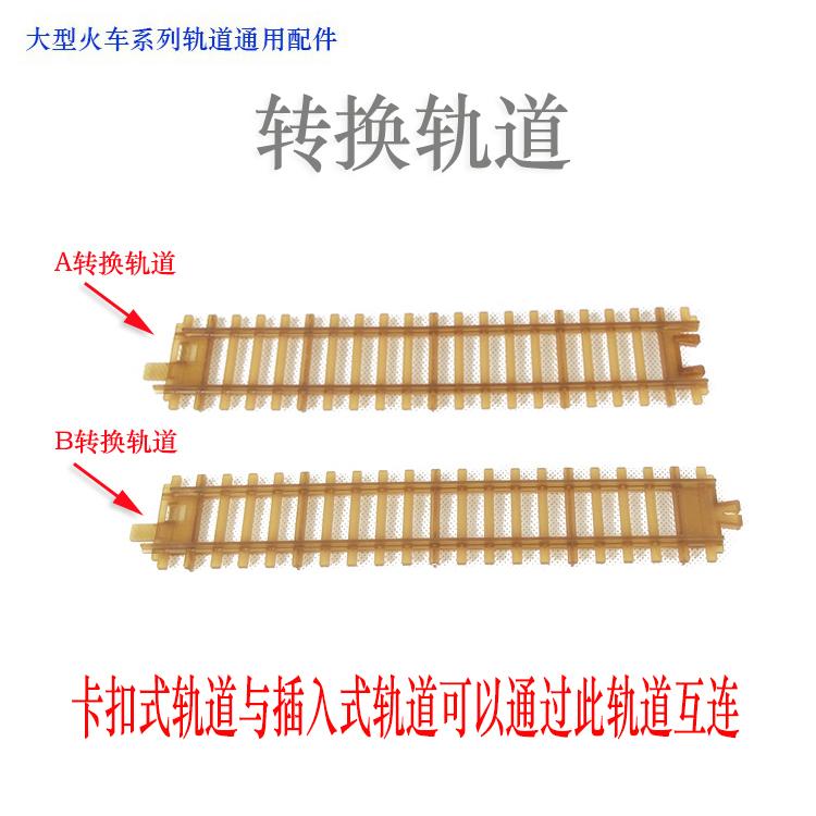 仿真电动玩具火车模型轨道场景配件 大型火车模型专用铁路桥套件