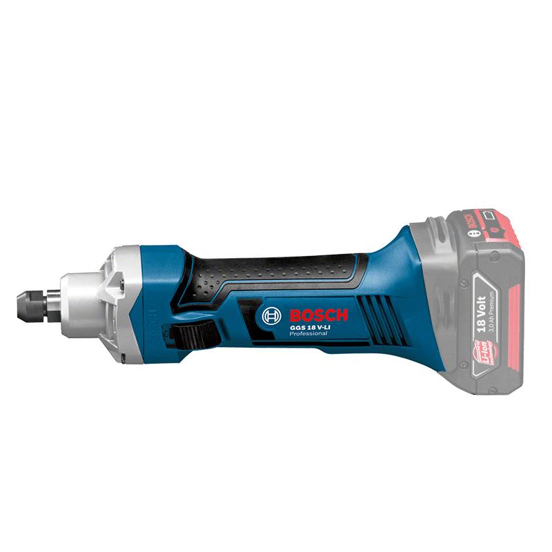 原装BOSCH博世电动工具18V锂电充电式直磨机抛光机GGS18V-LI
